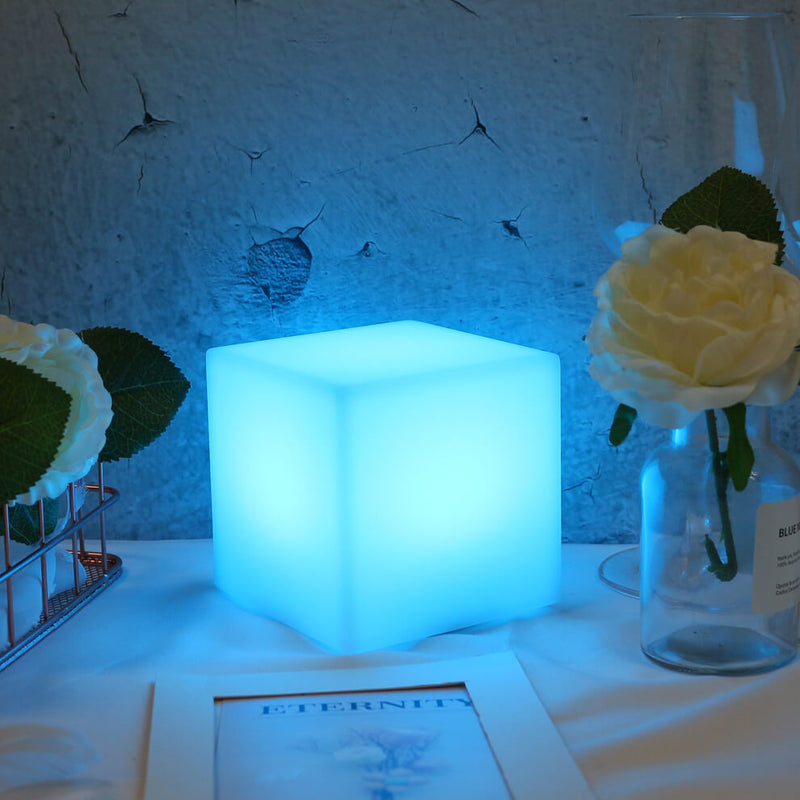 Square Voice Control Smart Night Light