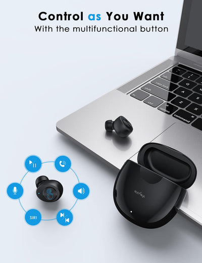 Wireless Earbuds Function Guide HolyHigh