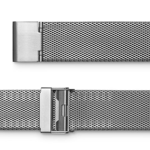 Stainless Steel Wristband Detail