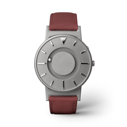 Bradley Canvas Crimson