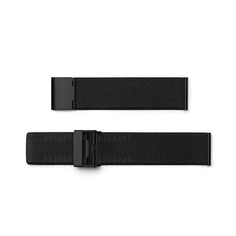 Mesh Strap / Black side view