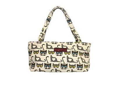 Bungalow360 Mini Vegan Cotton Bag (Cat)