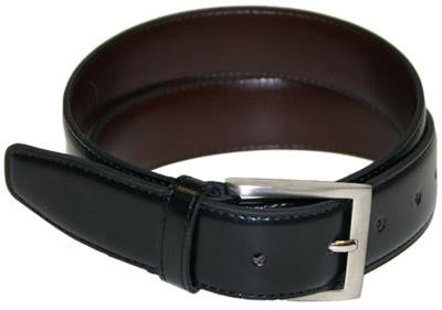 The Vegan Collection Captain Dress Belt (black)