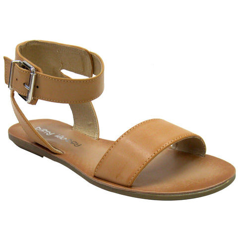 Dirty Laundry Bubbly Vegan Sandals (natural)