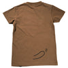 Pets@Work Don Don Dog Brown Unisex T-shirt (clearance)