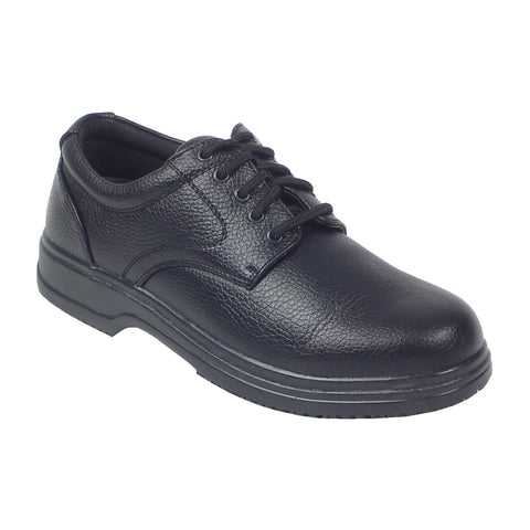 Deer Stags Service Oxford (wide, black) Size 10 1/2 Wide