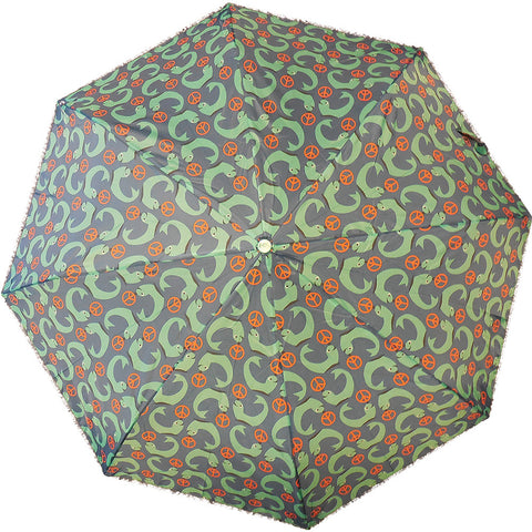 Bungalow360 Umbrella w/ Matching Covers (seal)