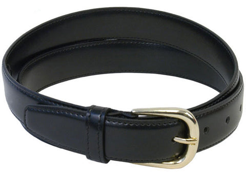 The Vegan Collection Garrison Dress Belt (black)
