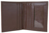 The Vegan Collection Men's Brighton Bi-Fold Wallet (brown)