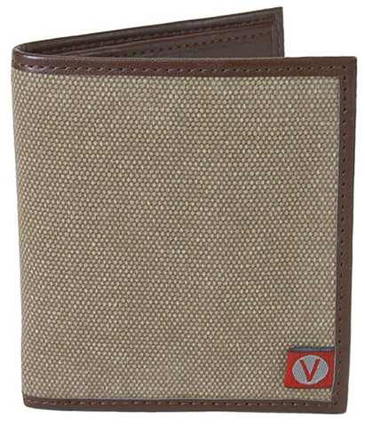 The Vegan Collection - Men's Bi-Fold Wallet - Brighton (brown)