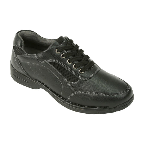 Deer Stags - Vegan 902 Verge Oxford (wide, black)
