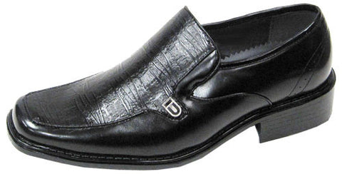 Rocus Dres-10 Vincent Men's Vegan Dress Loafers (black)