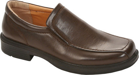 Deer Stags 902 Greenpoint Men's Slip-On Loafers (medium, dark brown)
