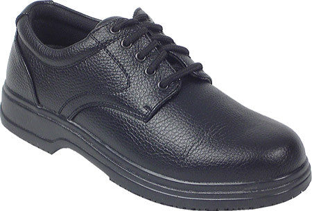 Deer Stags - Work Service Men's Non Leather Shoes (black)