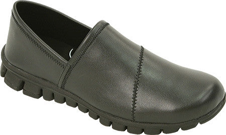 No Sox Stretch Women's Vegan Slip-on (black)