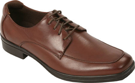 Deer Stags - Men's VEGAN Oxford - medium/redwood - 902 Apt
