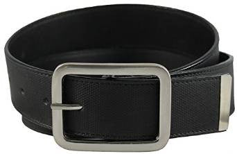 The Vegan Collection Towns Black Non Leather Belt