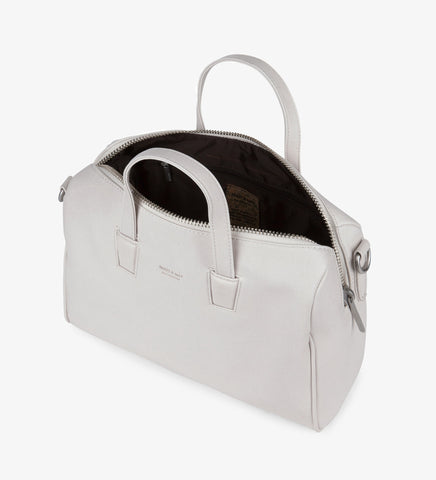 Matt and Nat Mitsuko Handbag Vintage Collection. Vegan Leather in Ash Color.