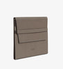 Matt and Nat - Verve - Vintage Ipad Sleeve Case - VEGAN Leather - Walnut Grey