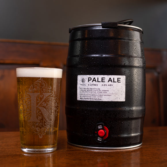 Pale Ale (5 litre) Mini Cask
