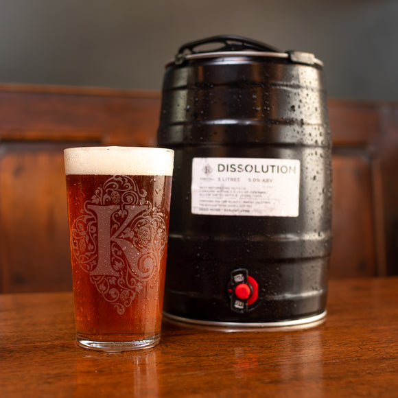 Dissolution IPA (5 litre) Mini Cask