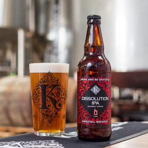 Dissolution IPA (500ml Bottle) 8-Pack