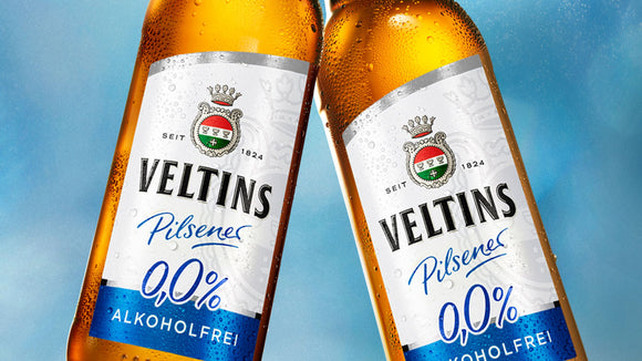 Veltins 0.0% (330ml Bottle) 12-Pack