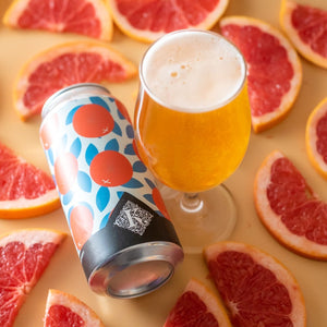 Virtuous Grapefruit (440ml Can) Pack