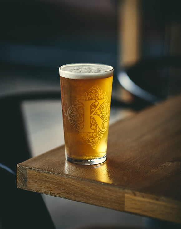 Kirkstall Brewery Pint Glass