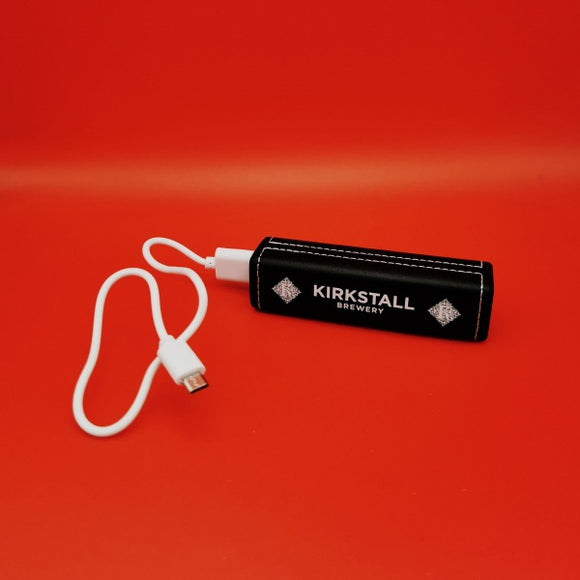 Kirkstall Brewery Power Bank (3350mAh)