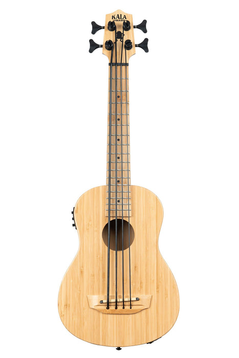 Solid Bamboo Fretted U•BASS