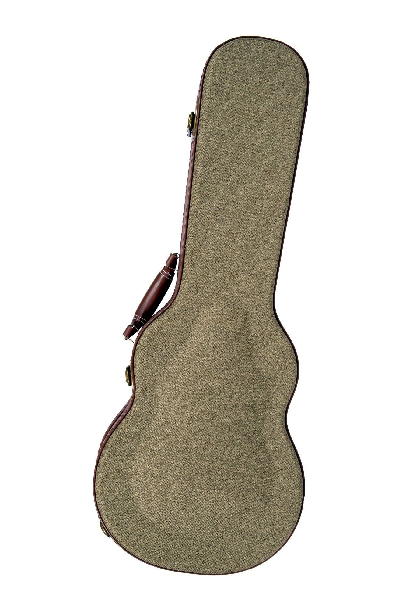 Olive Tweed Archtop Case