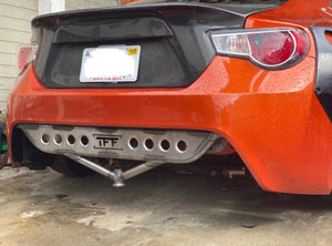 Scion FR-S / Subaru BRZ / Toyota GT86 - Street Shark Rear Bash Bar