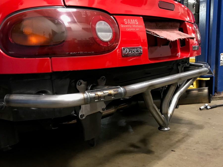 Mazda Miata (NA) - Rear Standard Bash Bar