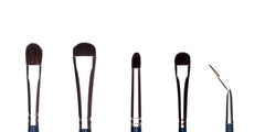 Makeup Brush Set: I Can Contour Eyes - 5 piece