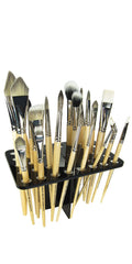 Makeup Brush Rack - for 32 Brushes