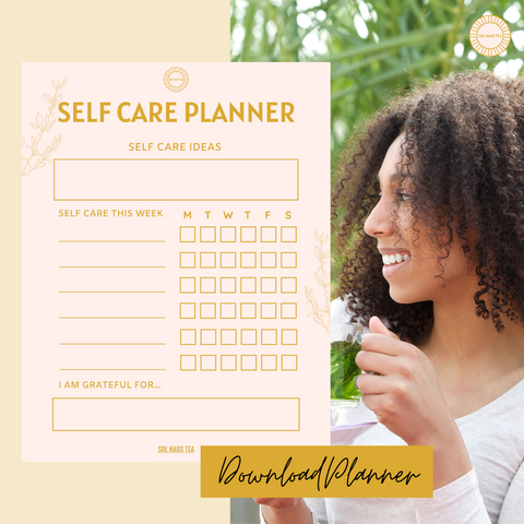 Self-care ideas self-care planner template free download tips sunday routine