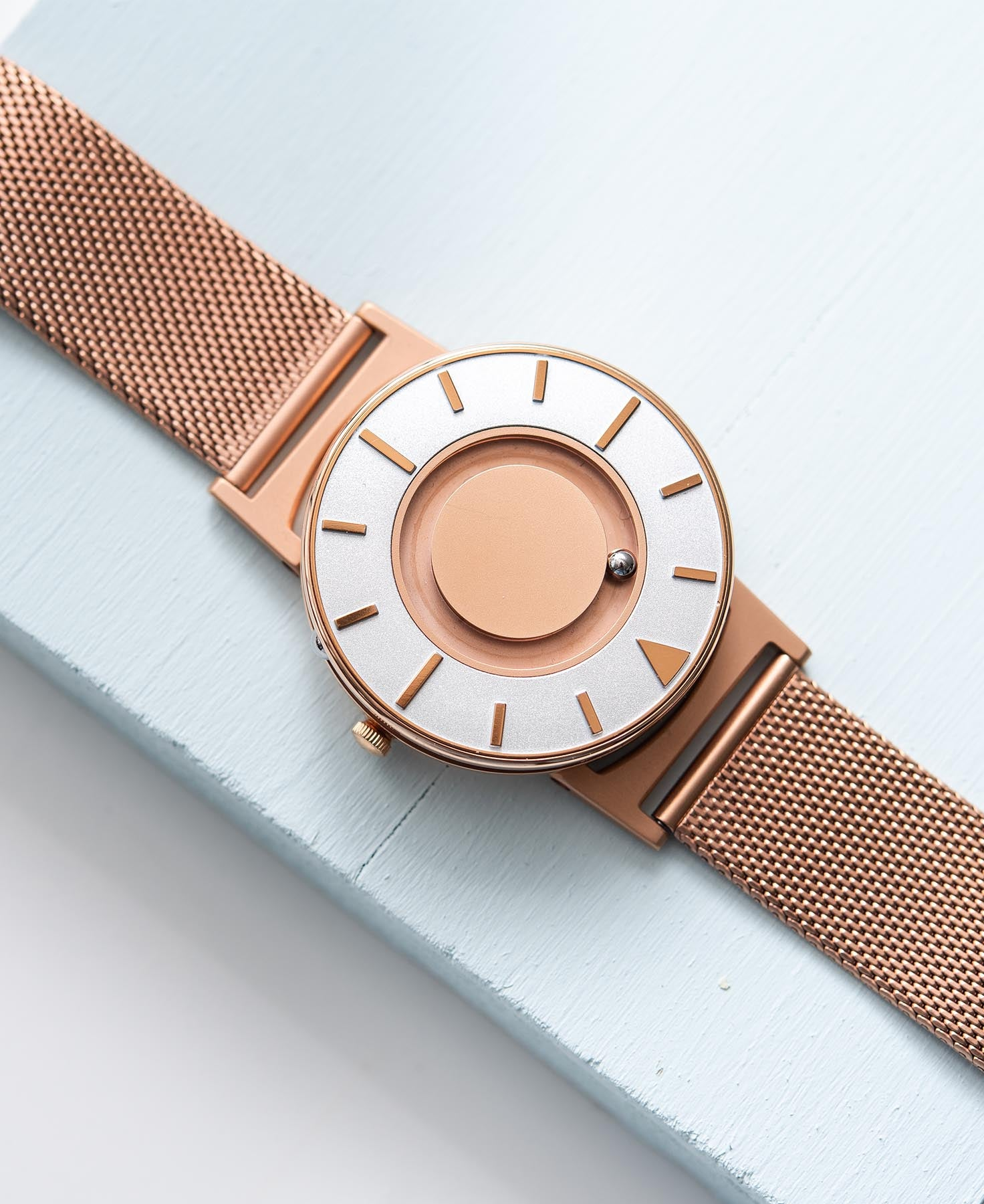 Load image into Gallery viewer, Bradley Mesh Rose Gold