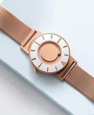 Bradley Mesh Rose Gold