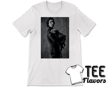 Load image into Gallery viewer, Adam Driver and His Dog Fashion Tee / T-Shirt