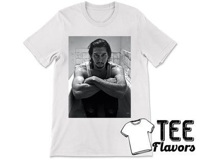 Adam Driver Fashion Tee / T-Shirt