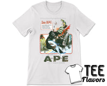 Load image into Gallery viewer, Ape 1976 Movie Not Your King Kong Tee / T-Shirt
