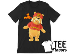 Load image into Gallery viewer, Bearamania Disney Winnie the Pooh Hulk Hogan Tee / T-Shirt