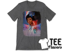 Load image into Gallery viewer, Captain EO Michael Jackson 1986 Disney 3D Sci-Fi Film Tee / T-Shirt