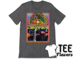 Centipede 1981 Fixed Shooter Arcade Video Game Tee / T-Shirt