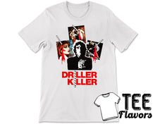 Load image into Gallery viewer, Driller Killer Slasher Horror Movie Tee / T-Shirt