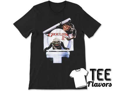 Ghoulies Classic 80's Horror Movie Tee / T-Shirt