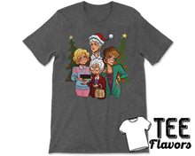 Load image into Gallery viewer, Golden Girls TV Show Christmas Tee / T-Shirt
