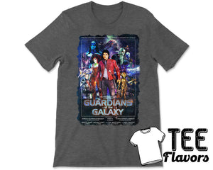Guardians of the Galaxy Micheal Jackson Spoof Tee / T-Shirt