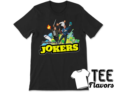 Impractical Jokers TruTv Tee / T-Shirt